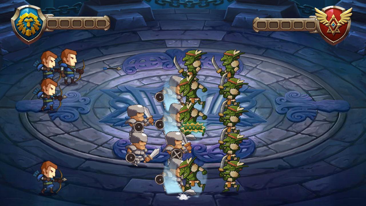 诸神之战:人类联盟