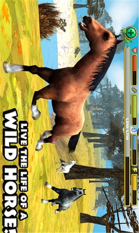 野马模拟截图