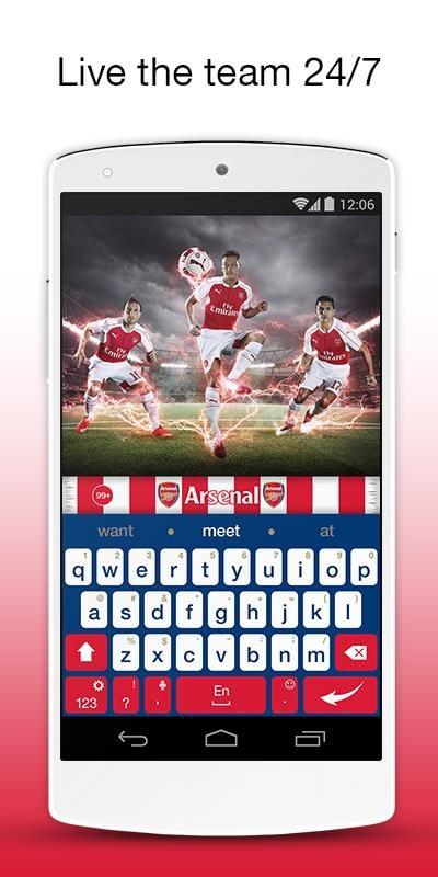 Arsenal截图