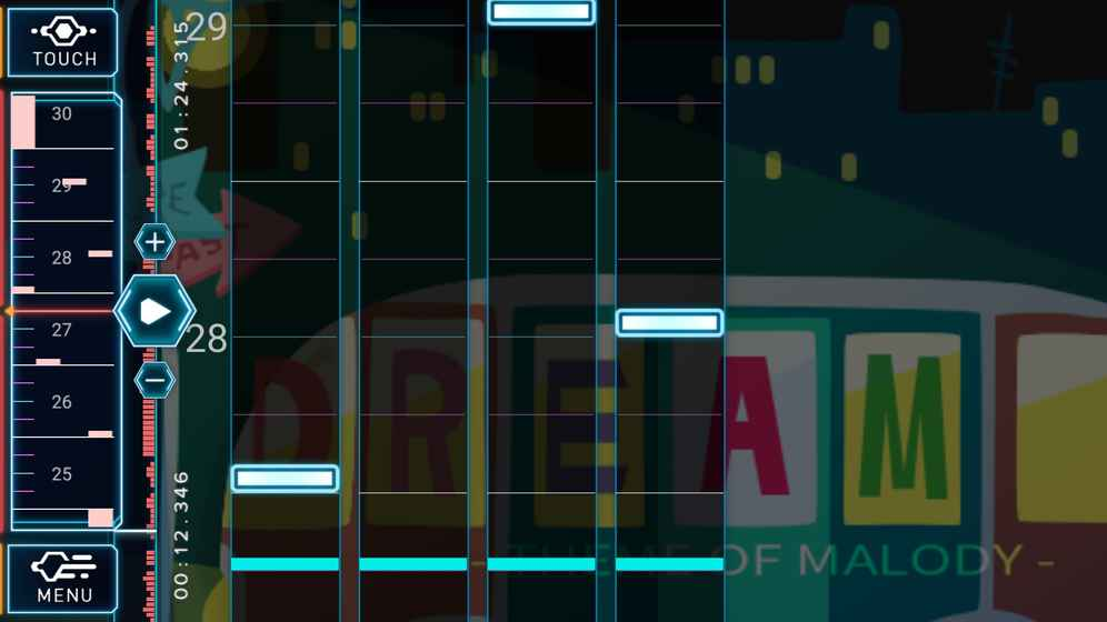 Malody音乐游戏截图