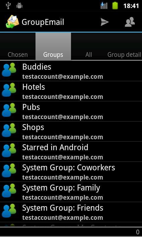 GroupEmail