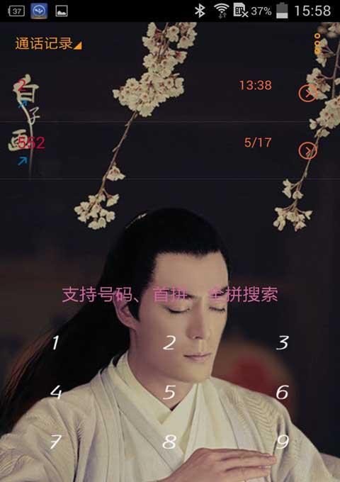 赵丽颖-桌面主题(美化版)图片