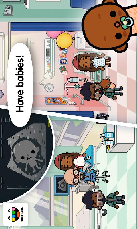 托卡生活:医院