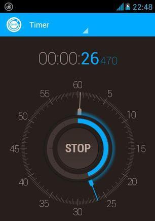 秒表 计时器截图