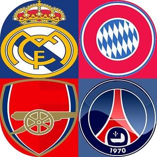 足球俱乐部标志-竞猜LOGO图片
