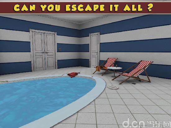 你能逃脱吗?