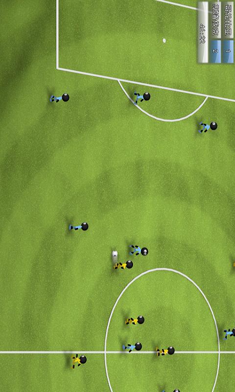 火柴人足球截图