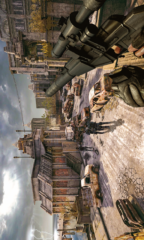 陆军狙击手:吃鸡战场截图