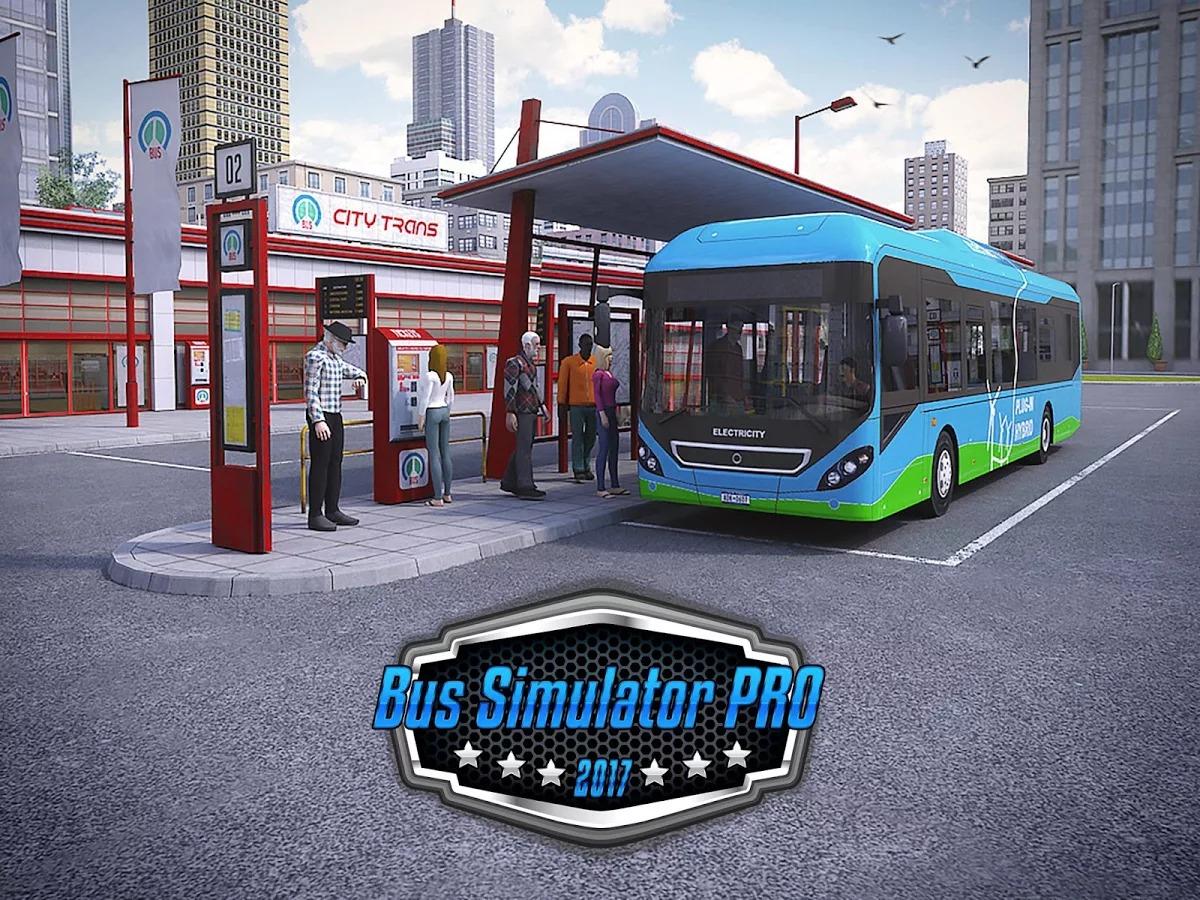 巴士模拟2017修改版
