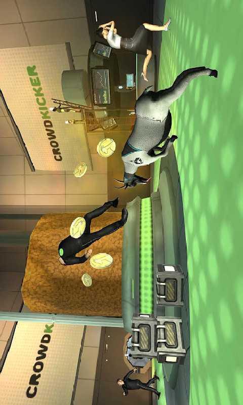 模拟山羊:太空废物截图