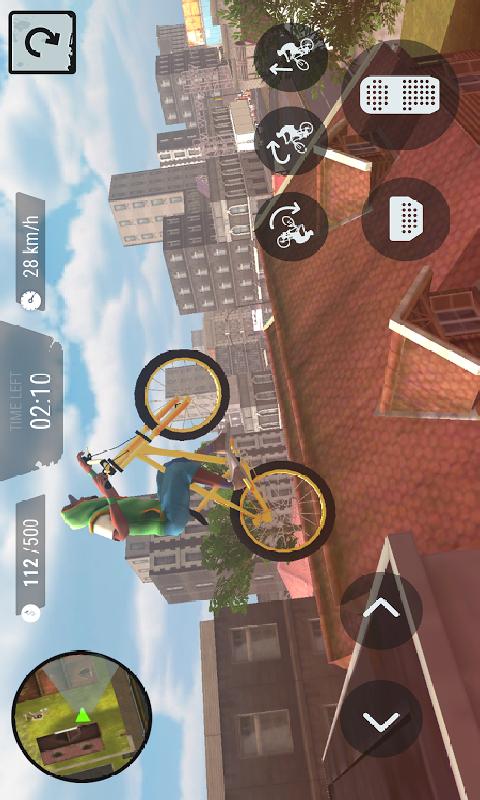 疯狂自行车截图