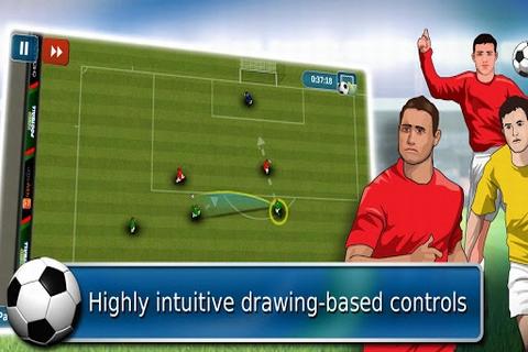 流动足球截图