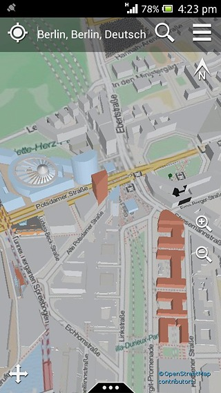 3d地图图片