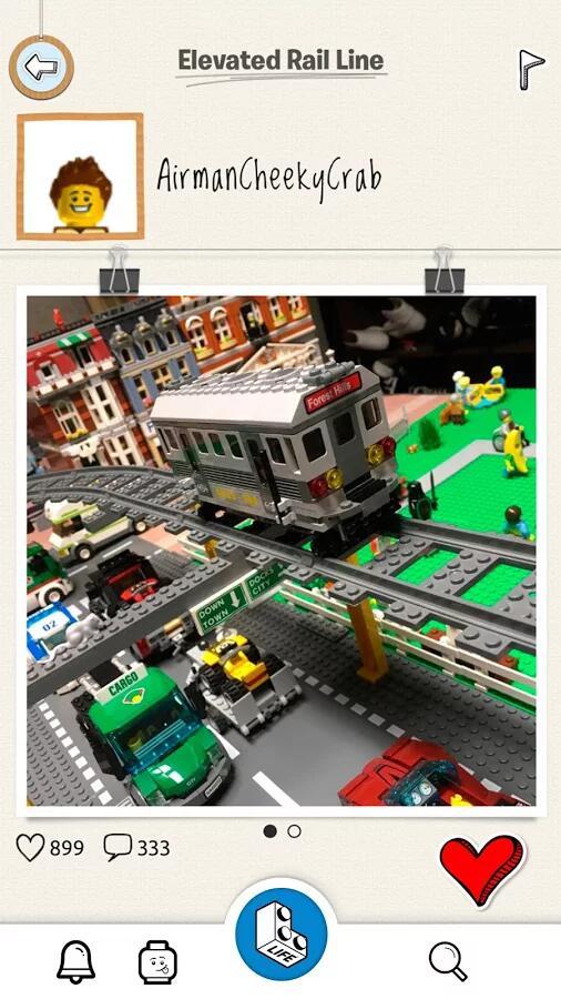 LEGO Life截图