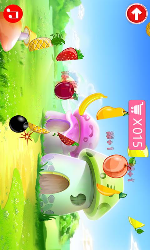 宝宝儿童切水果