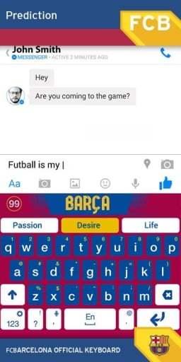 FCB Keyboard