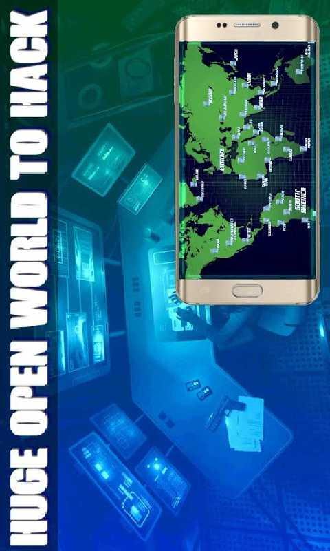 黑客帝国截图