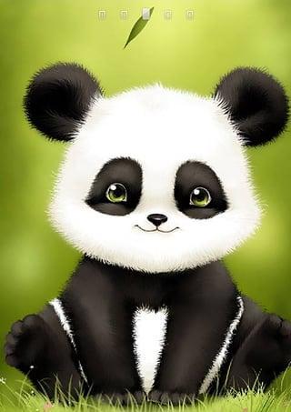 太极功夫熊猫锁屏壁纸桌面美化下载_安卓手机太极功夫