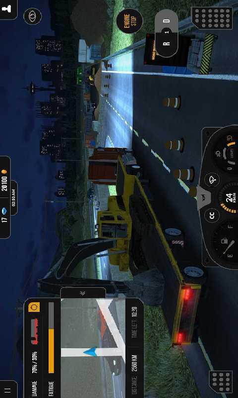 卡车模拟器_PRO2