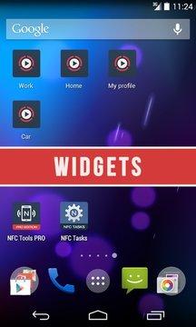 NFC Tools PRO截图