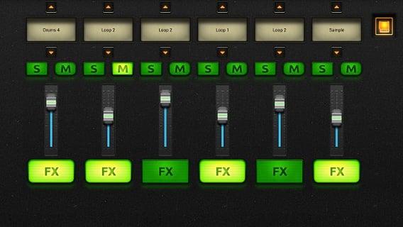 DJ 混音软件截图