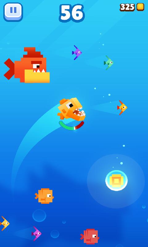 像素鱼2截图