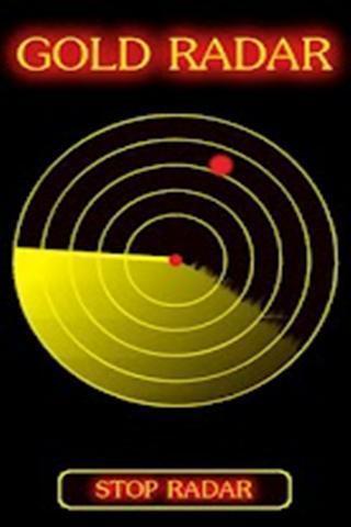 Gold Radar Scanner截图