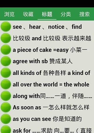 初中英语语法口诀