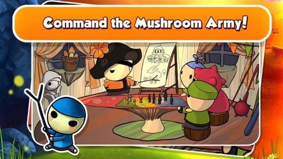 蘑菇战争截图