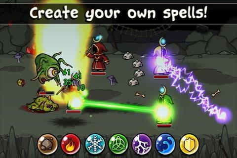 魔能:方碑之巫 无限金币版