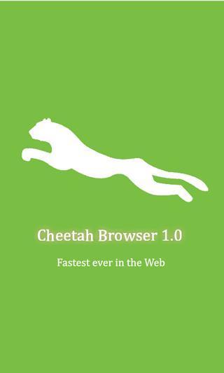 Cheetah Web