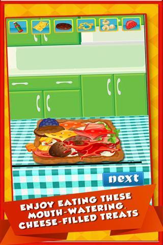 比萨饼制造商-烹饪游戏截图