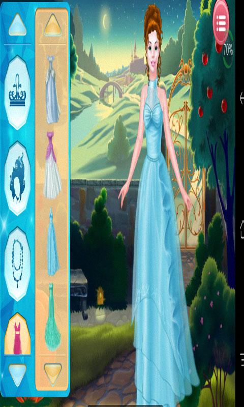 公主换装截图