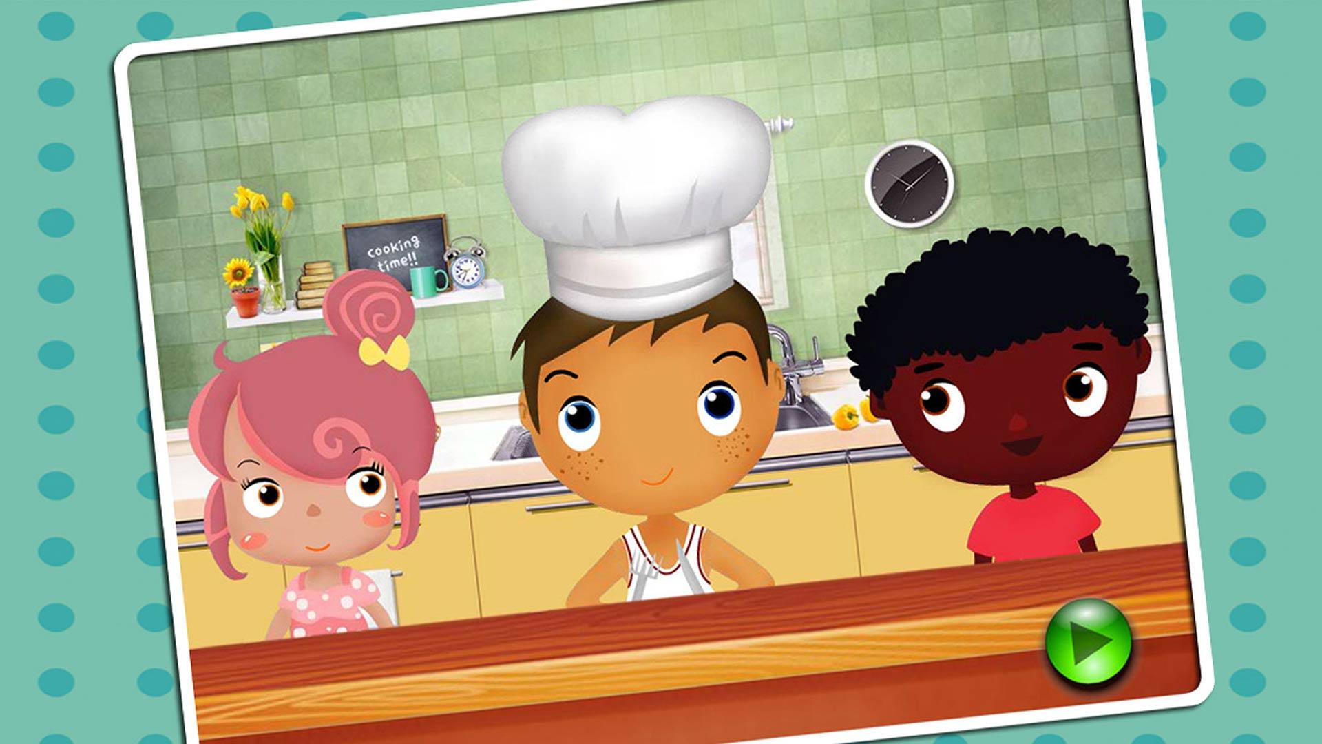 学做饭儿童烹饪游戏
