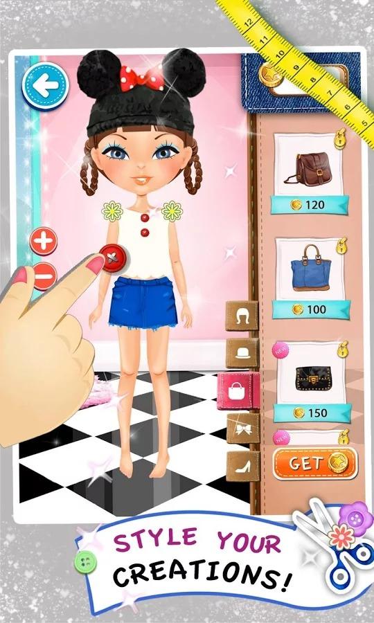 时装设计师公主