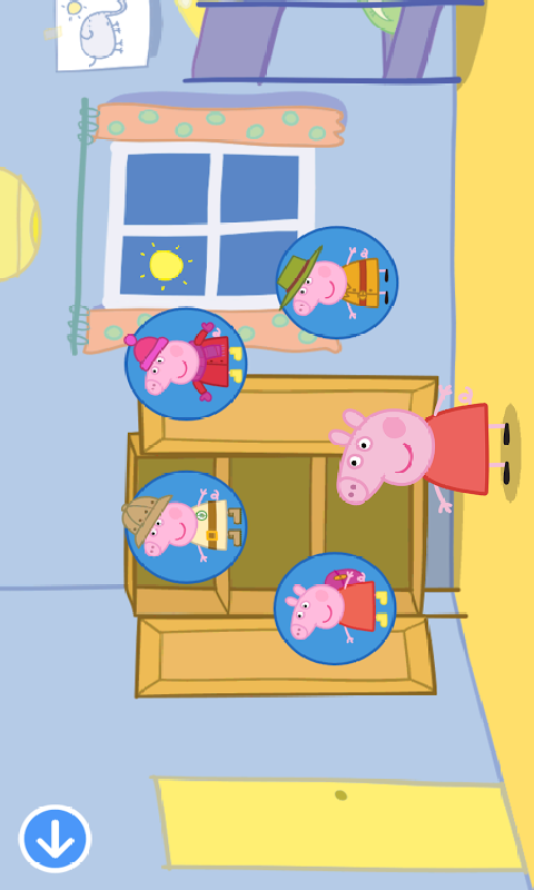 小猪佩奇环游世界截图