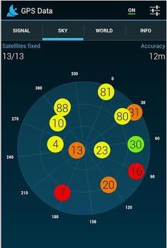 GPS Data+截图