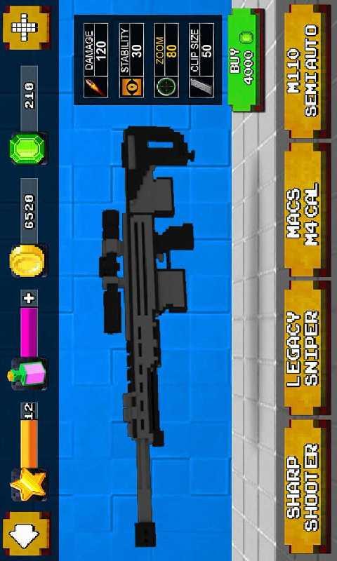 吃鸡枪战:狙击手截图
