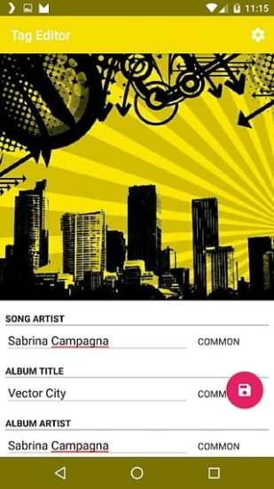 MP3专辑封面修改器截图