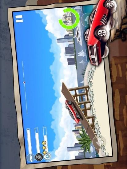 特技车挑战赛2 无限金币版截图