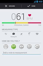 Runtastic Heart Rate PRO心率专业版截图