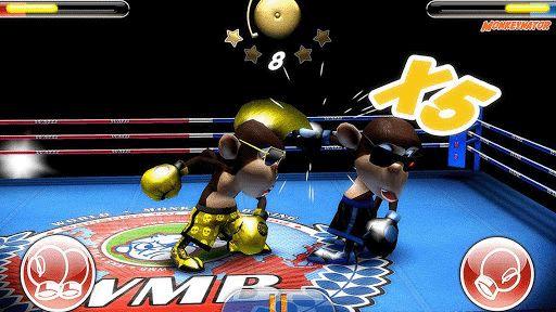 猴子拳击截图