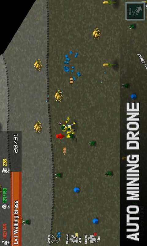 城市矿工:矿物战争