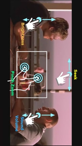 视频播放器截图