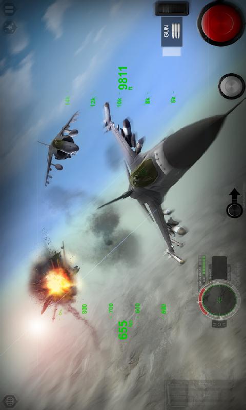 模拟空战专业版截图