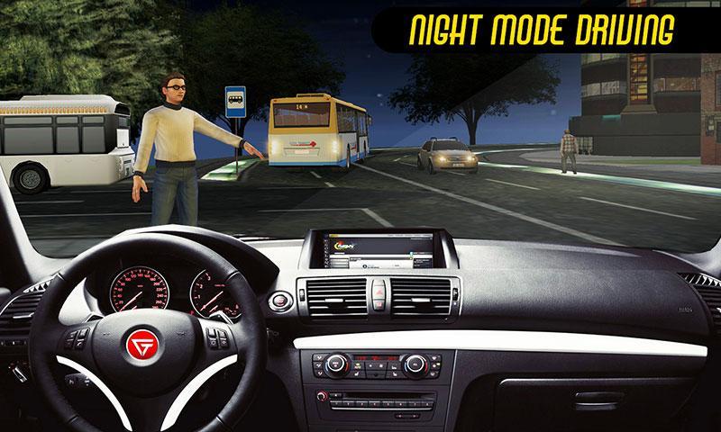 疯狂出租车:汽车司机截图