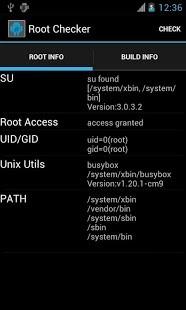 Root检测截图