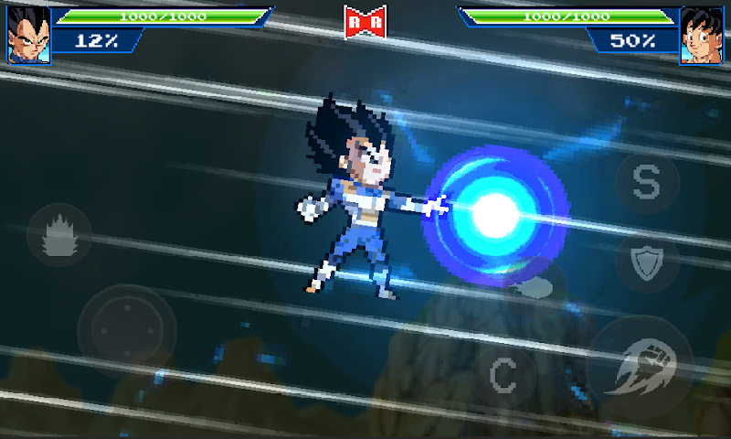 龙珠Z战斗