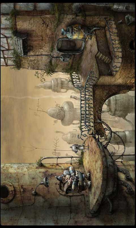 机械迷城截图