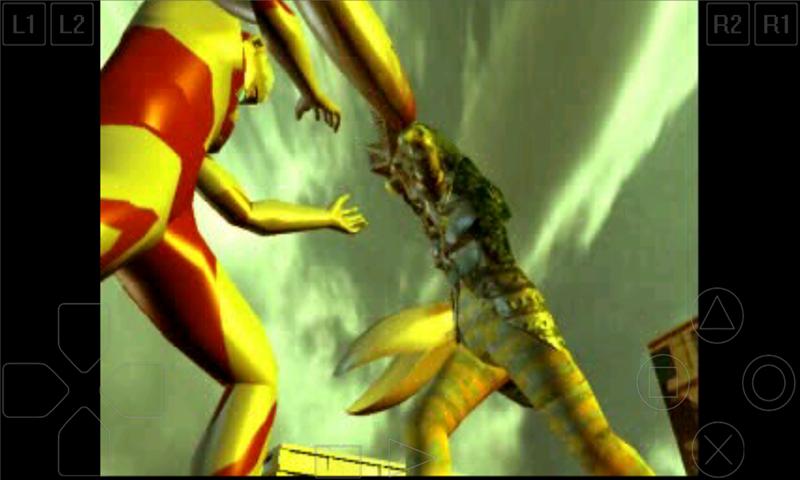 奥特曼格斗进化1截图